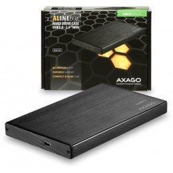 "AXAGO USB2.0 - SATA 2.5"" externí ALINE box"