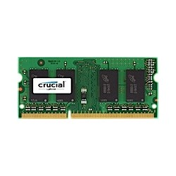 SO-DIMM 8GB DDR3L 1600MHz Crucial CL11 1.35V/1.5V