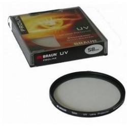 BRAUN UV MC filtr ProLine - 62 mm