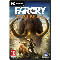 PC CD - Far Cry Primal- vychází 1.3.16