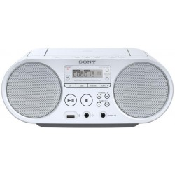 Sony mp3/CD ZS-PS50CP,bílý