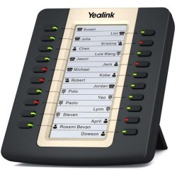 Yealink EXP20 exp.modul s LCD,20 tl.,k tel.T27/T29