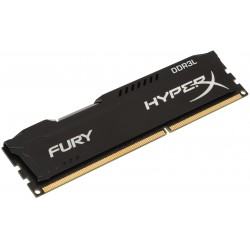 8GB DDR3L-1600MHz Kingston HyperX Fury Black