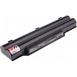 Baterie T6 power Fujitsu LifeBook LH520, LH530, AH530, E741, PH50, PH521, 6cell, 5200mAh