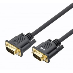 TB Touch D-SUB VGA M/M 15 pin cable, 1,8m