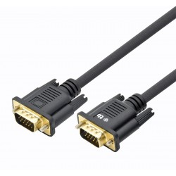 TB Touch D-SUB VGA M/M 15 pin cable, 3m