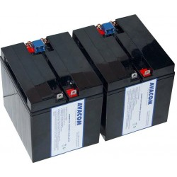 Baterie AVACOM AVA-RBC55 náhrada za RBC55 - baterie pro UPS