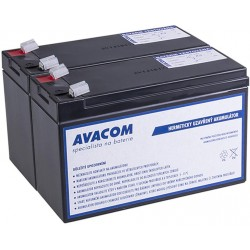 Bateriový kit AVACOM AVA-RBC22-KIT náhrada pro renovaci RBC22 (2ks baterií)