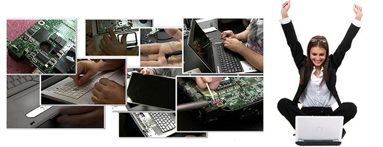 Opravy počítačů a notebooků